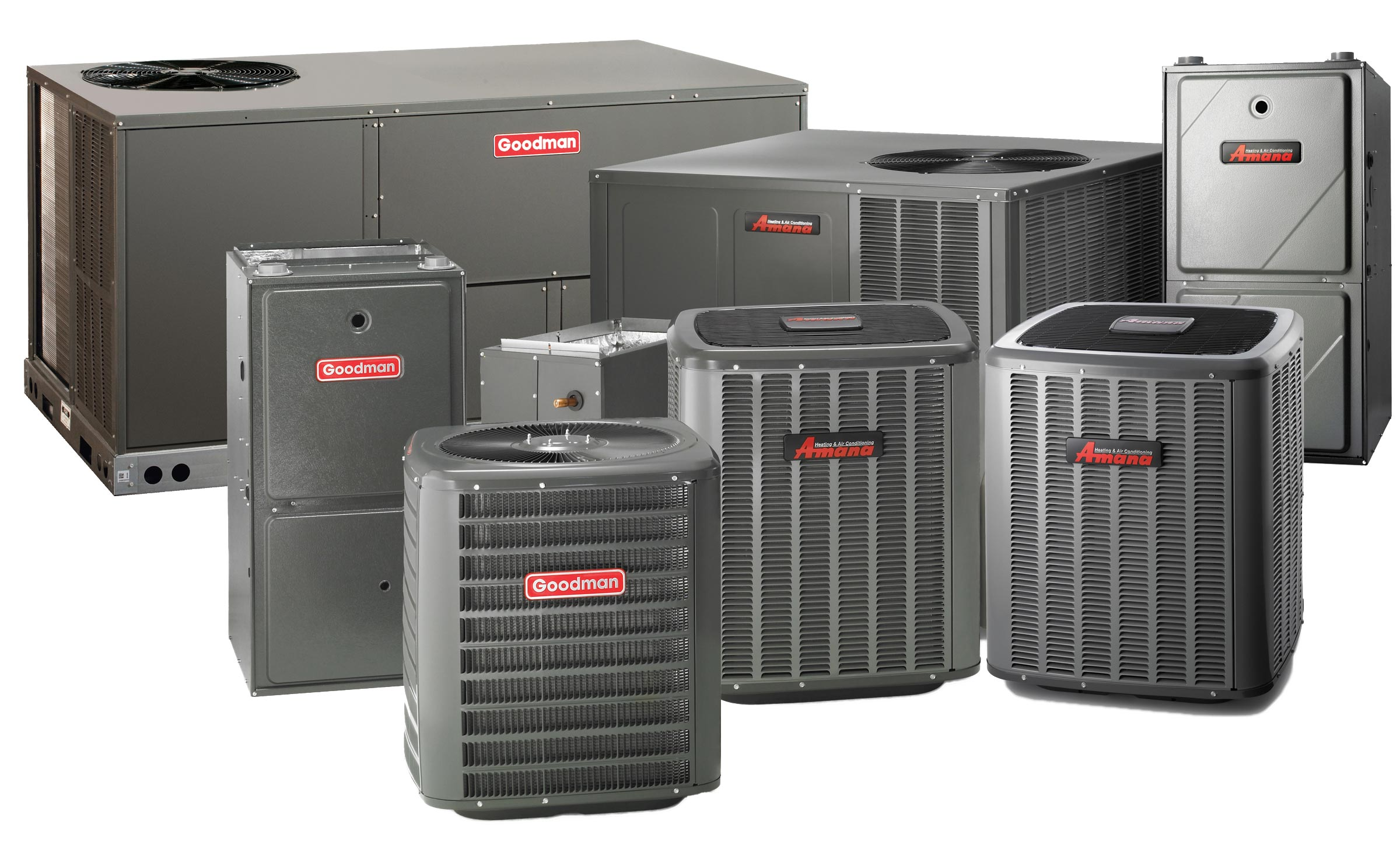 Air Conditioning & Heating | Call 858-Appliance | San ...