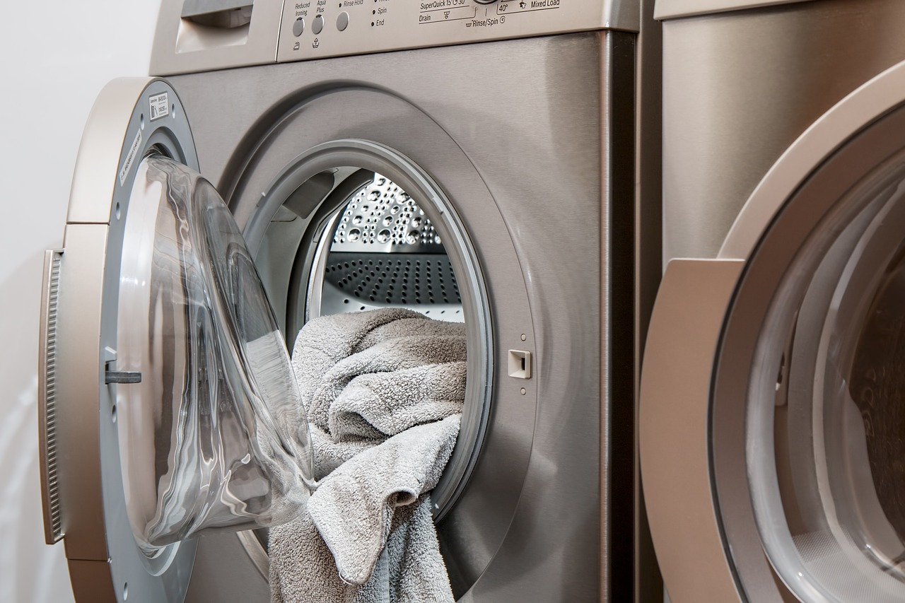 How to Get that Smell Out of Your Washing Machine
