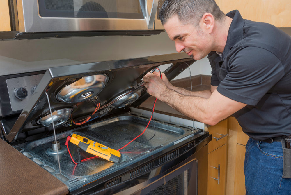 Stove Repair and Service